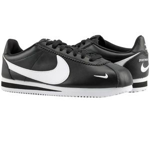 Nike Classic Cortez Premium Leather Swoosh NEW